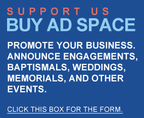 Support St. Nicholas Church by purchasing your ad space for 2017 now! Don't forget weddings, baptisms, engagements, graduations, memorials.